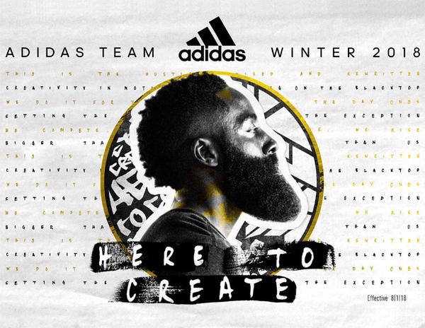 adidas team brochure