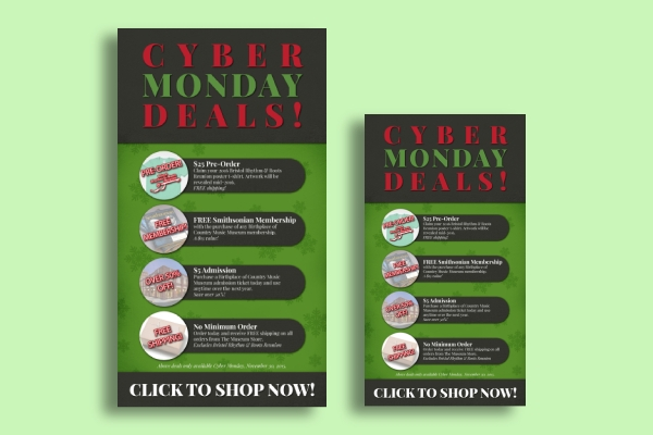 bcm cyber monday deal