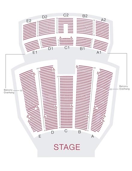 ball state university seating chart