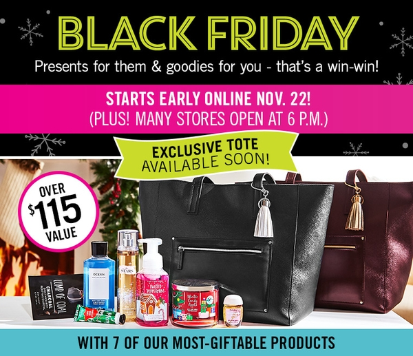 bath body works black friday deals ad
