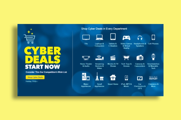 best buy cyber monday deal