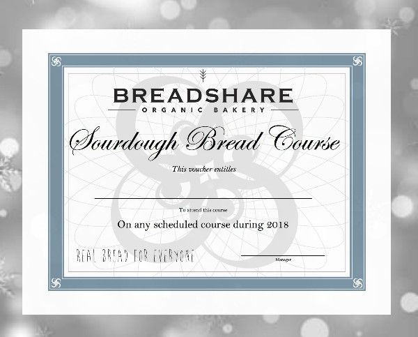bread making christmas voucher1