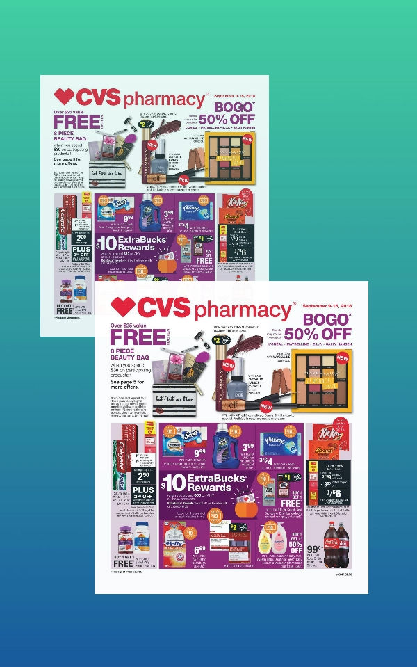 cvs pharmacy sale flyer