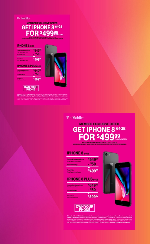 costco t mobile big sale flyer