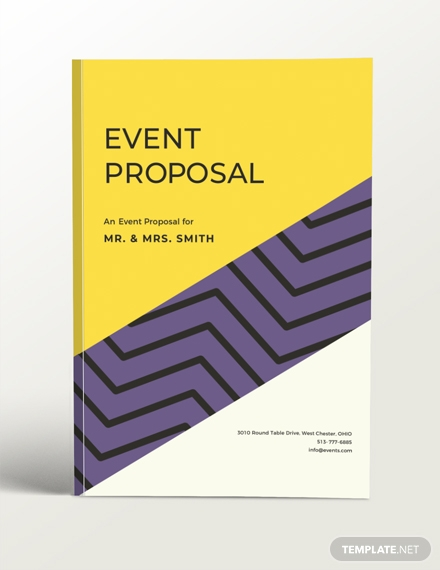 event proposal design