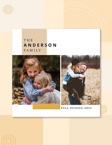 family photo book cover