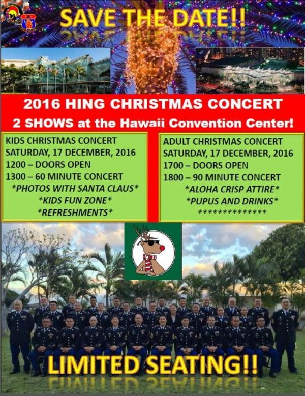 hing christmas concert save the date
