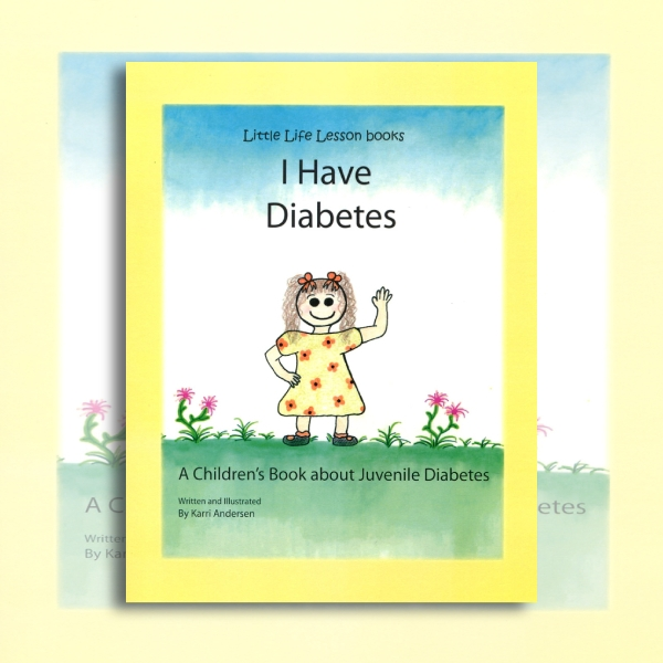 i have diabetes photo book cover