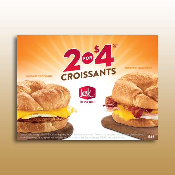 jack in the box food voucher