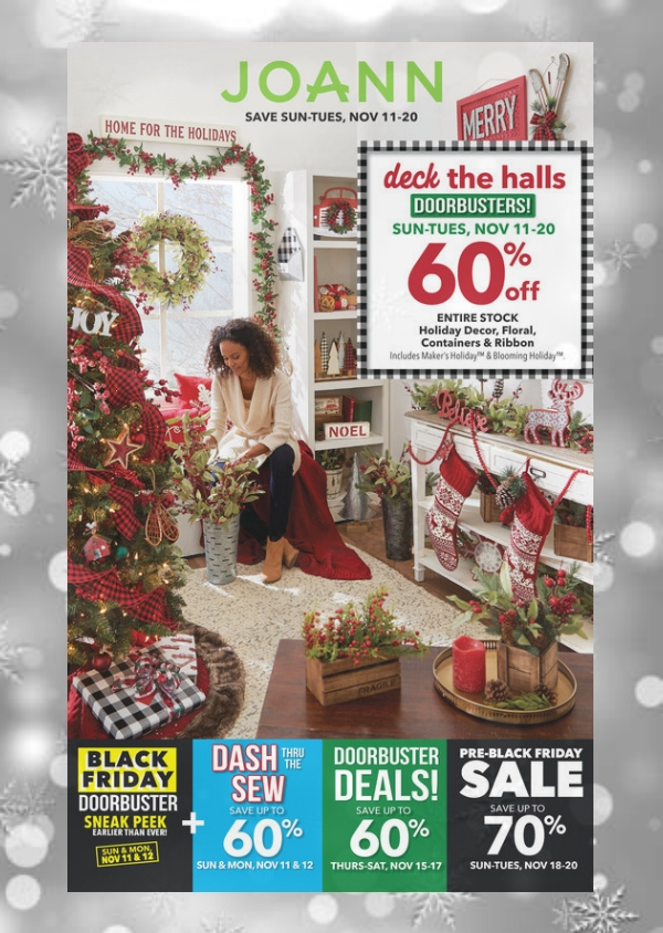 joanns big sale flyer