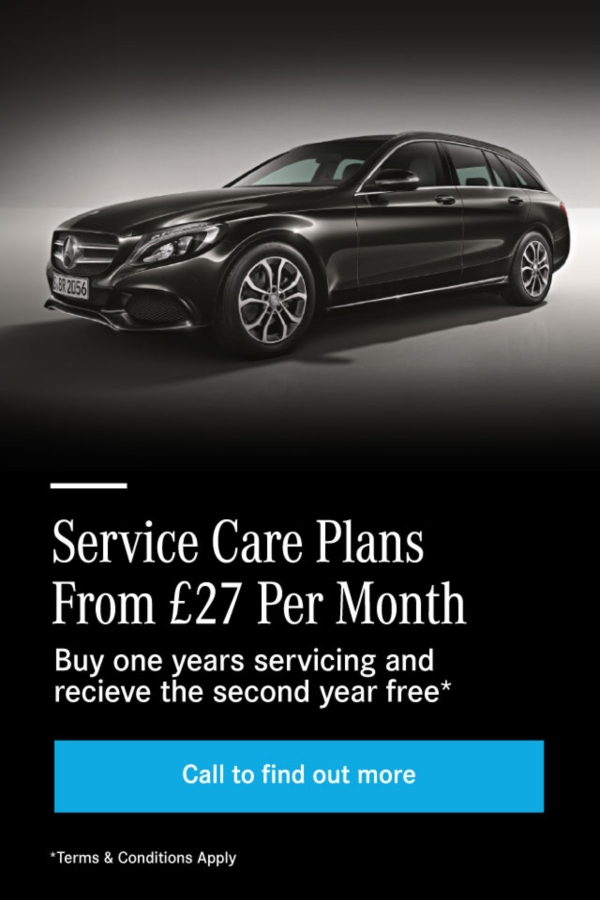 mercedes benz digital marketing flyer 1
