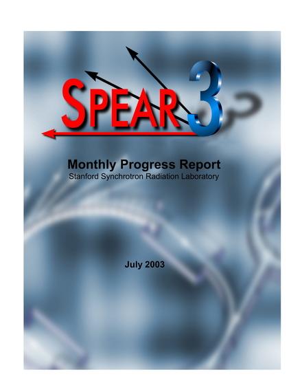 monthly progress report example