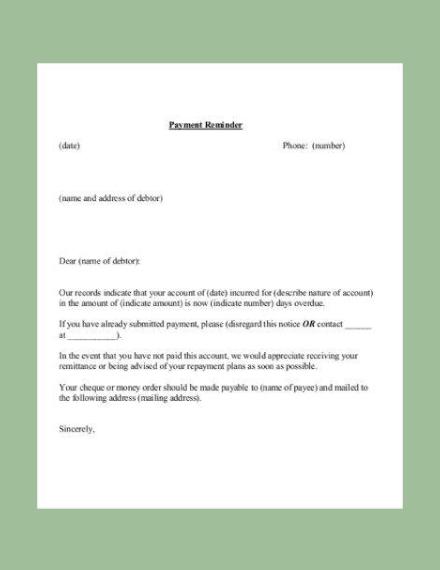 payment reminder letter1