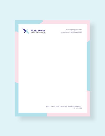 personal letterhead1