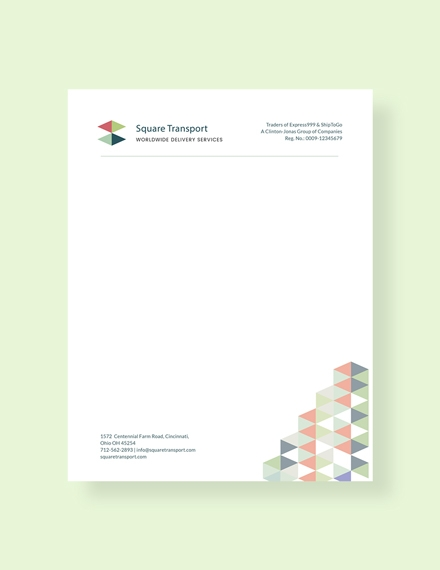 14 letterhead examples templates in ai psd word publisher pages