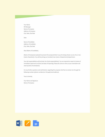 sample proposal letter template1