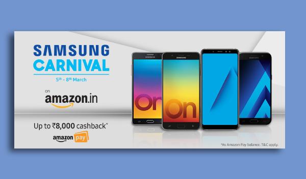 samsung sale web banner