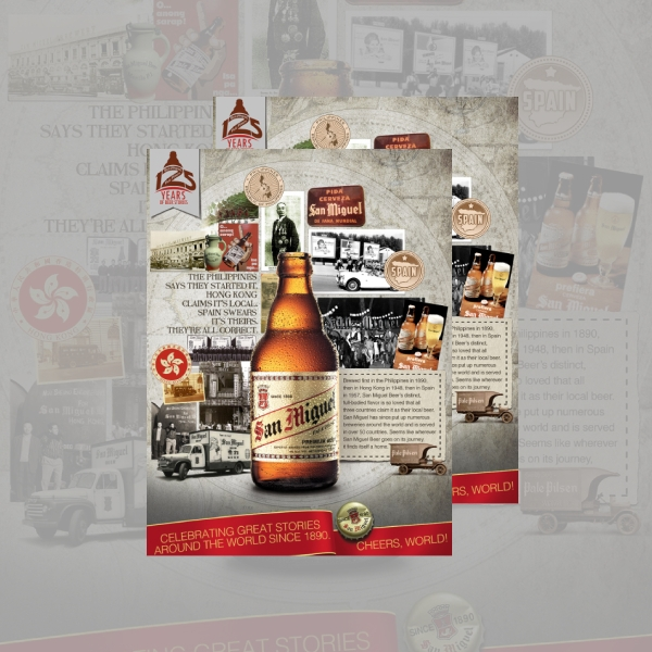 san miguel brewery sales flyer