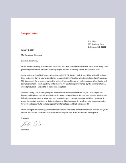 Sample Of Acknowledgement Letter from images.examples.com