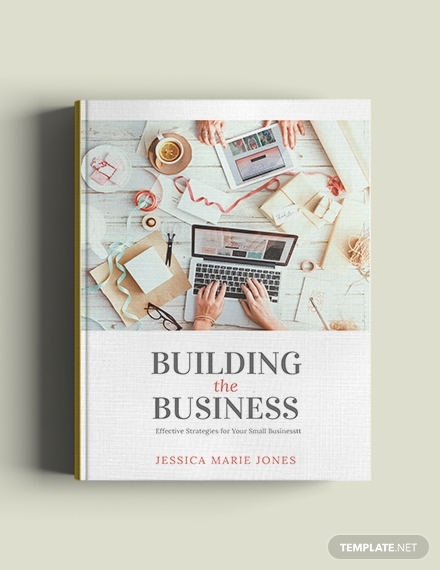 small business book cover