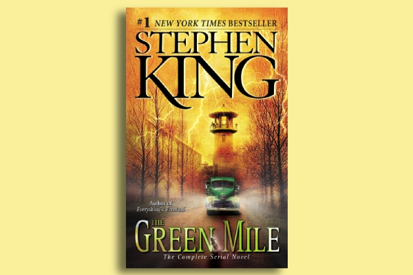 the green mile book cover