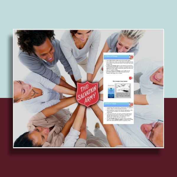 the salvation army powerpoint presentation