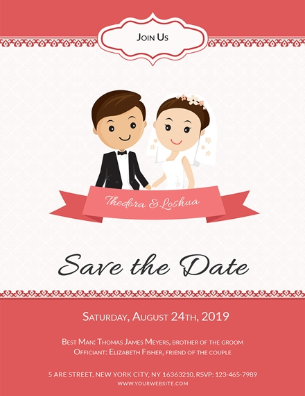 unique wedding invitation card1