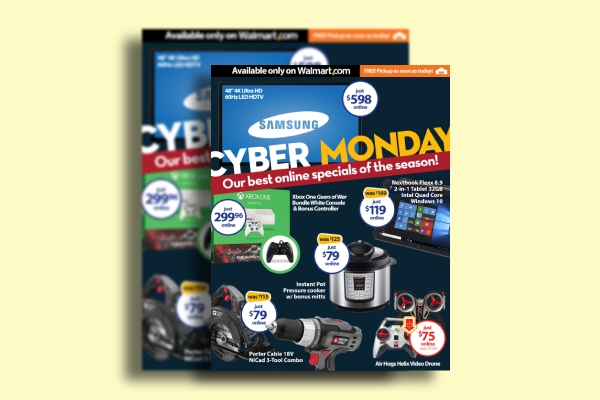 walmart cyber monday special