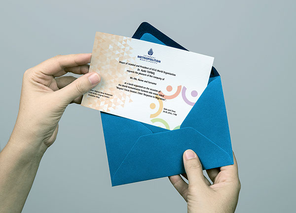 world humanitarian summit lunch invitation