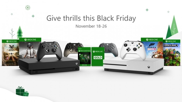 xbox black friday poster