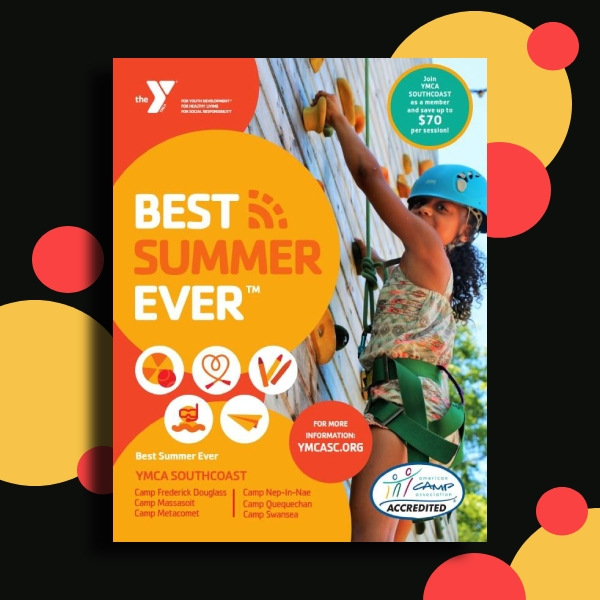 YMCA Summer Day Camp Fitness Flyer