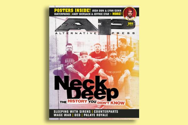 alternative press magazine