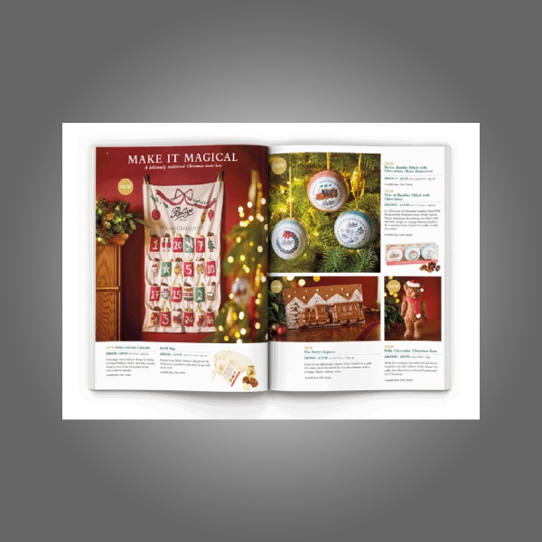 bettys christmas brochure