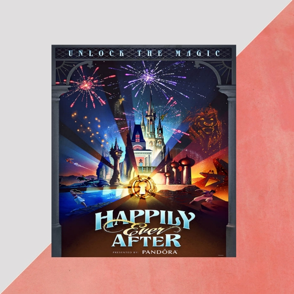 disney happily ever after poster
