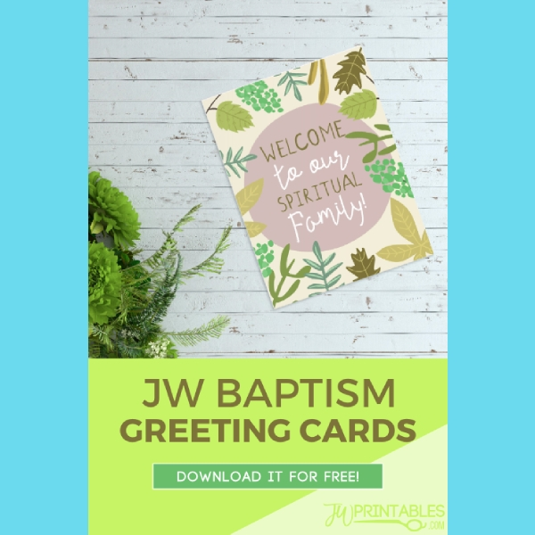 free baptism greeting card
