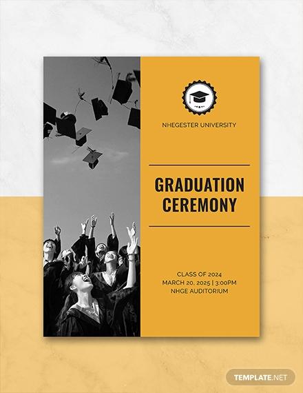 free graduation program design