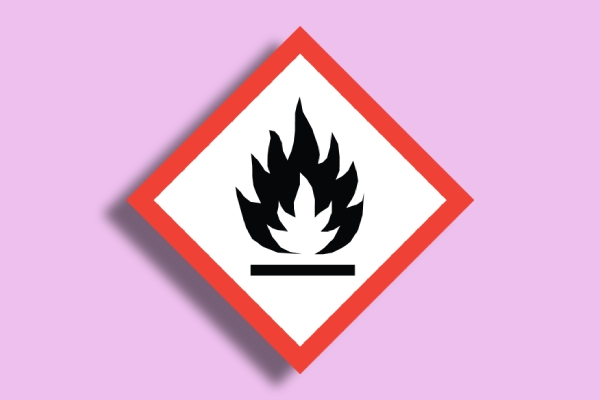 hazard communication pictogram sign