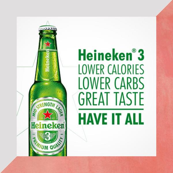 heineken beer poster