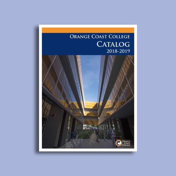 orange coast college catalog
