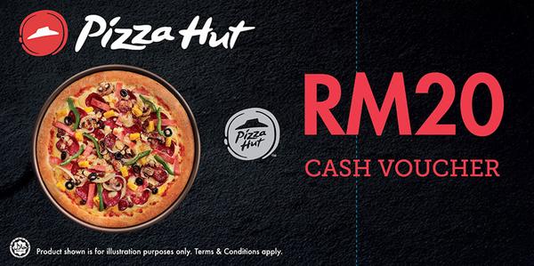 pizza hut voucher