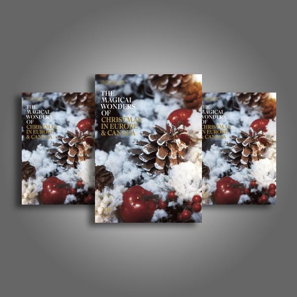 scenic christmas brochure