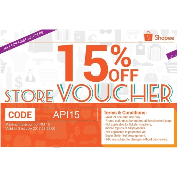 shopee store voucher