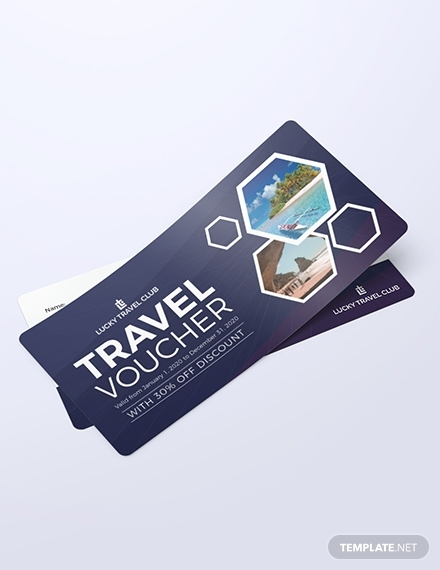 travel voucher template1