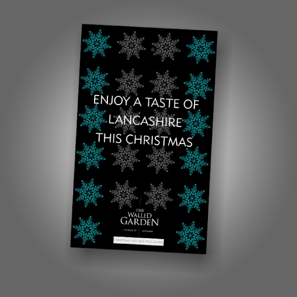 walled garden christmas brochure