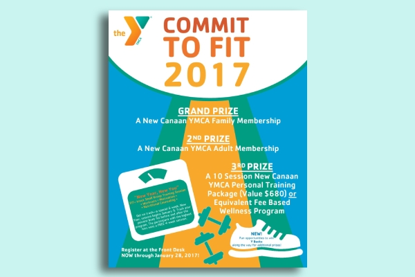 ymca campaign poster