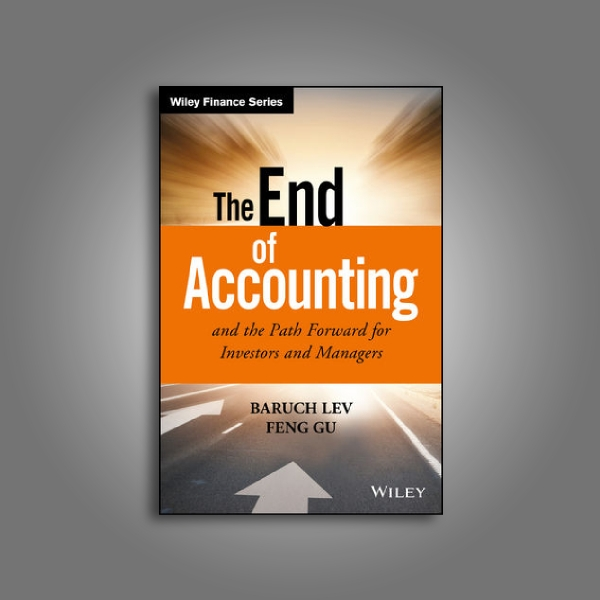 accounting book cover
