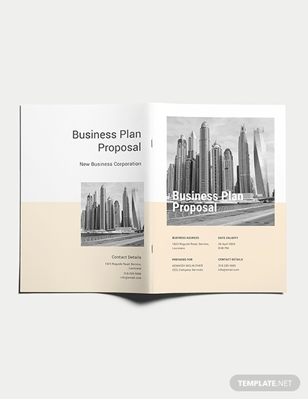 business plan proposal1