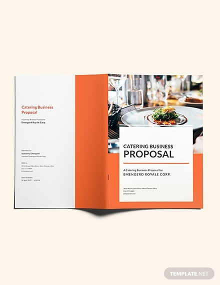 catering business proposal1
