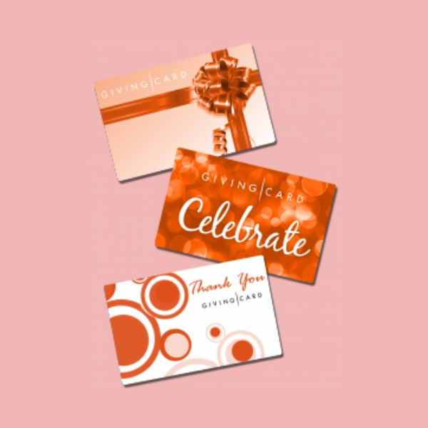 charitable greeting cards