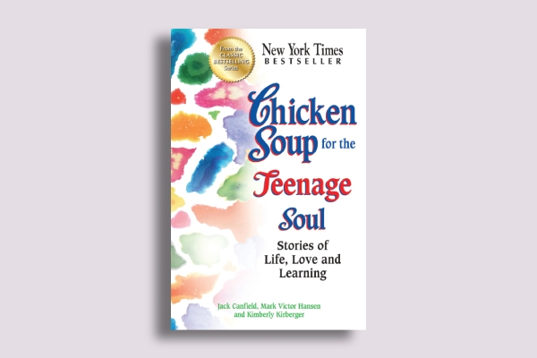 chicken soup book cover